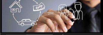 Nova tela de login para a Planilha Finanças Pessoais