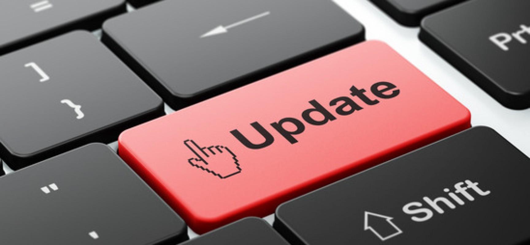 Atualização da Planilha Fluxo de Caixa – Versão 04.10.014