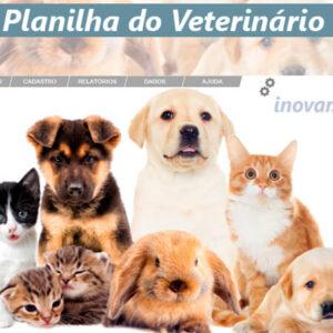 Planilha do Veterinário