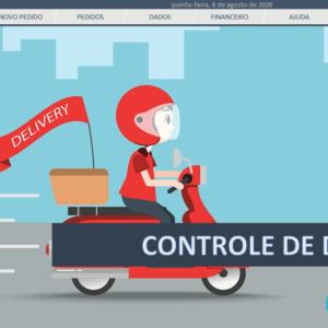 Planilha Controle de Delivery e Restaurante