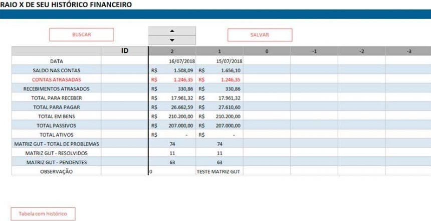 RaioX-Planilha-Excel