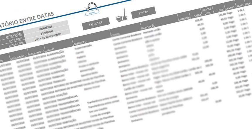 Relatório-Entre-Datas---Planilha-Finanças-Pessoais-Completa